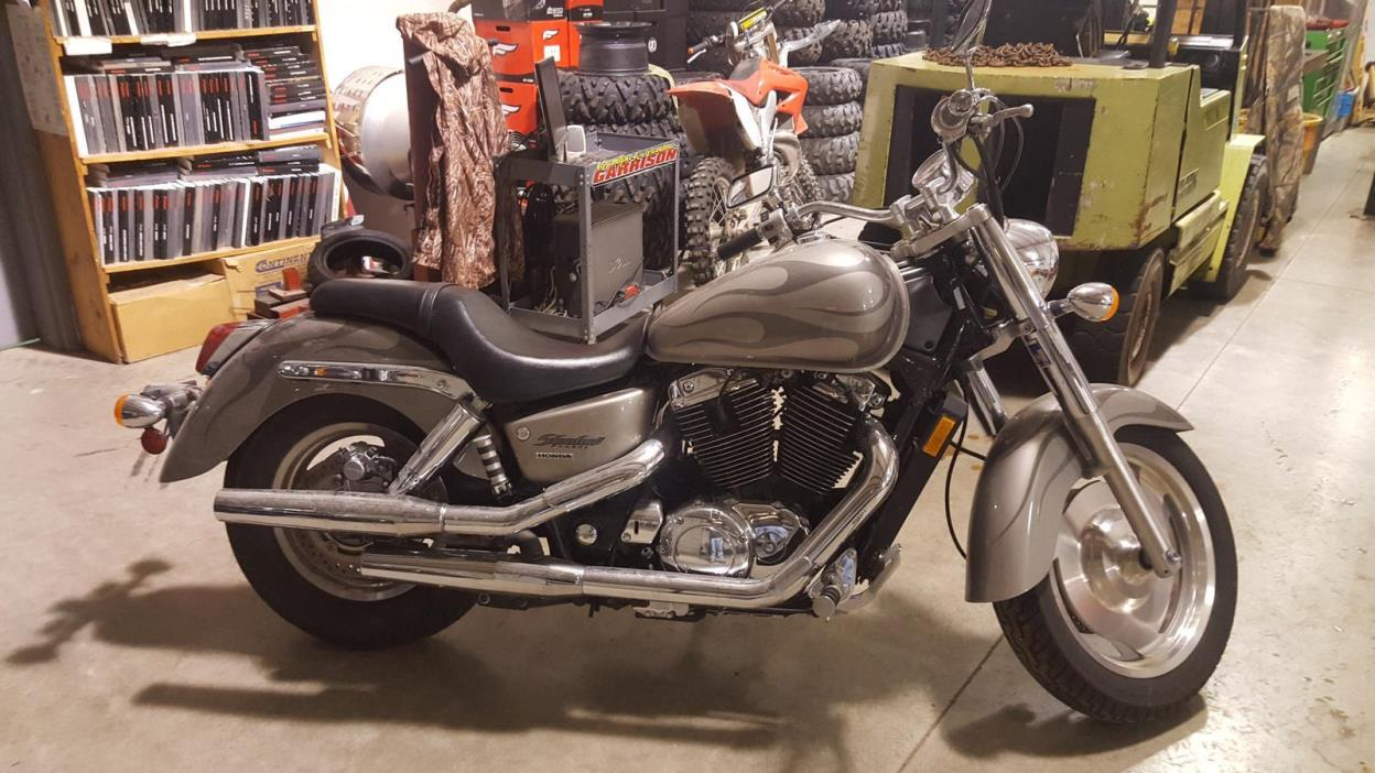 Honda shadow 1100 motorcycles for sale for Honda motorcycle dealers maine