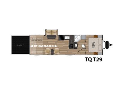2016 Heartland Torque XLT TQ T29