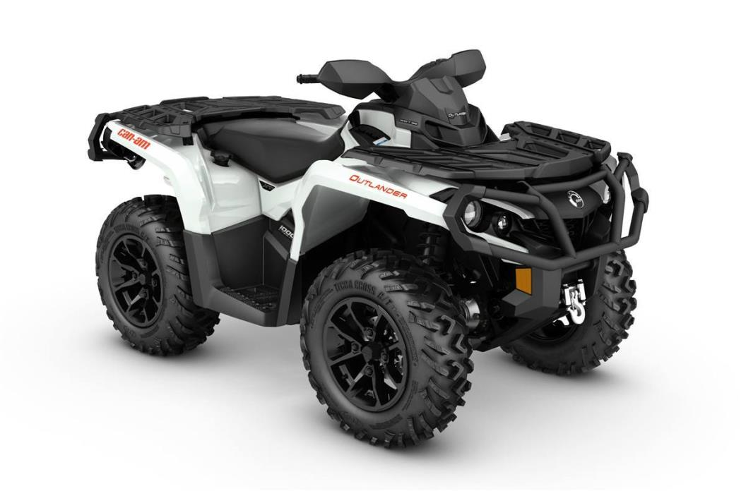 2017 Can-Am OUTLANDER 1000R XT