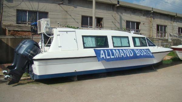 2016 Allmand 31and 29 Water Taxi