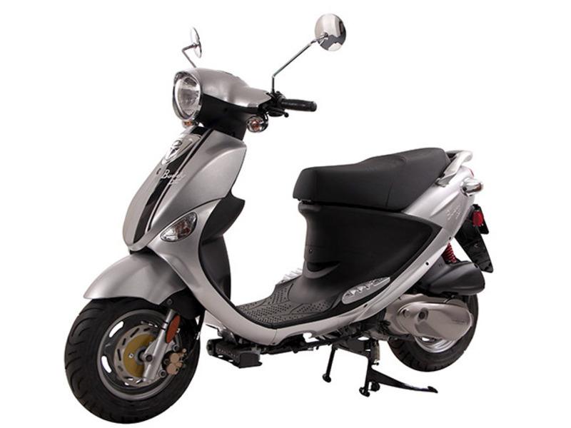 2015 Genuine Scooter Co Buddy 170i