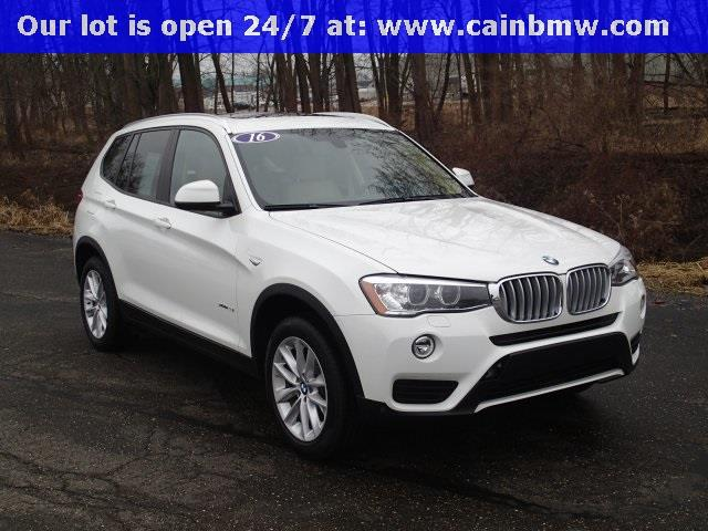Moses Ford St Albans Wv >> Bmw X3 Beige Nevada Leather Vehicles For Sale