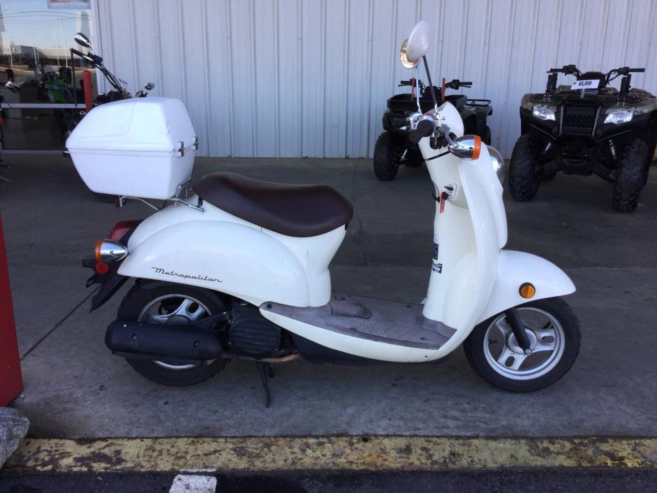 2009 Honda Metropolitan Scooter Motorcycles For Sale