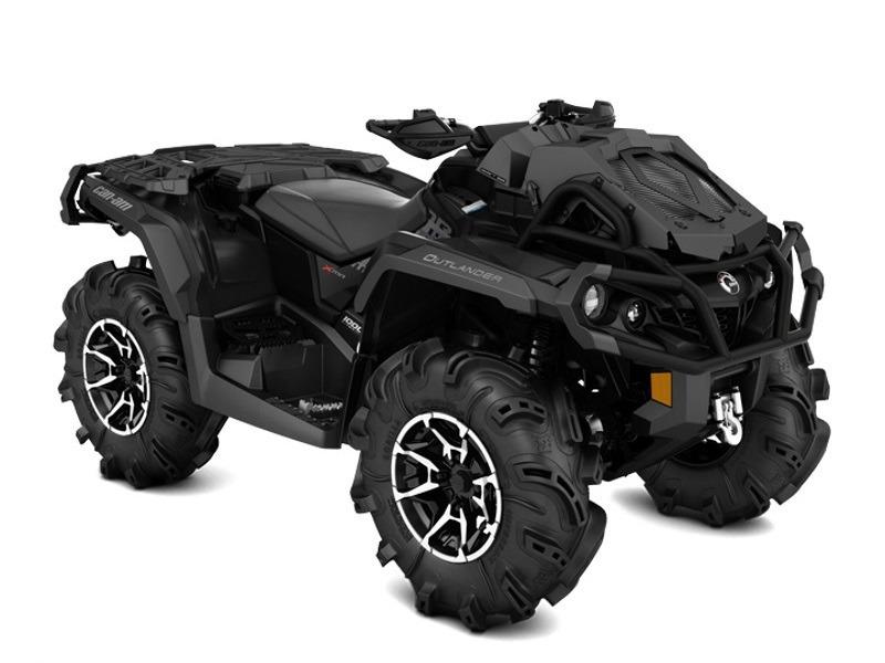 2017 Can-Am Outlander X mr 1000R Triple black