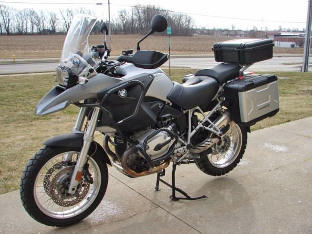 2006 BMW R1200GS