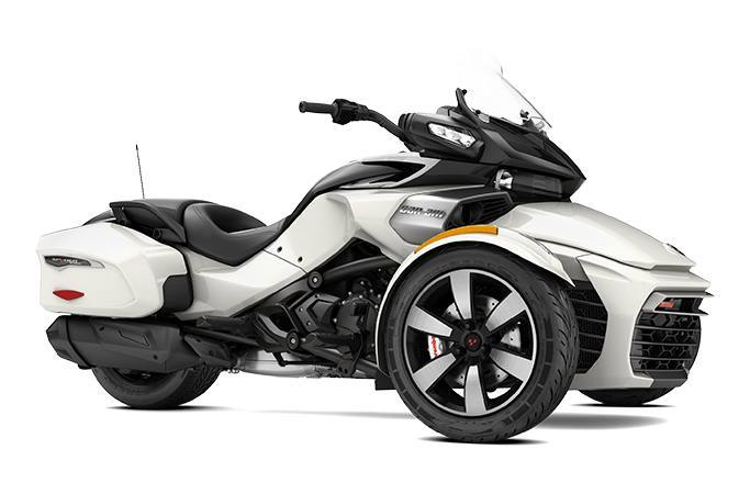 2017 Can-Am SPYDER F3-T SE6