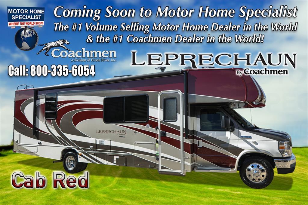 2018 Coachmen Leprechaun 260DS RV for Sale at MHSRV W/Rims, Sat, GPS