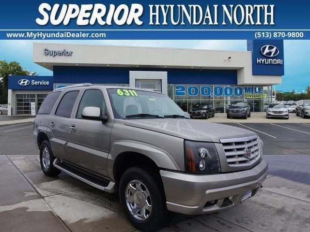 2003 escalade vehicles for sale for Eagle valley motors carson city nv