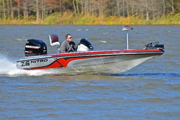 2011 Nitro Z-6 SC