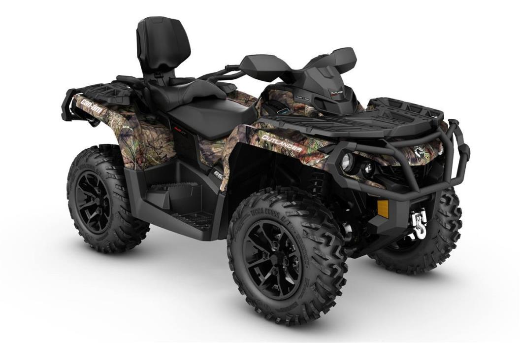2017 Can-Am OUTLANDER MAX 650 XT