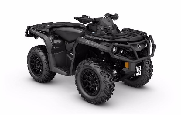 2017 Can-Am OUTLANDER XT-P 850