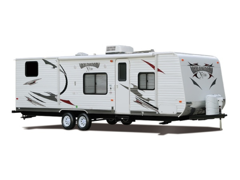 2012 Forest River Wildwood X-Lite 281QB