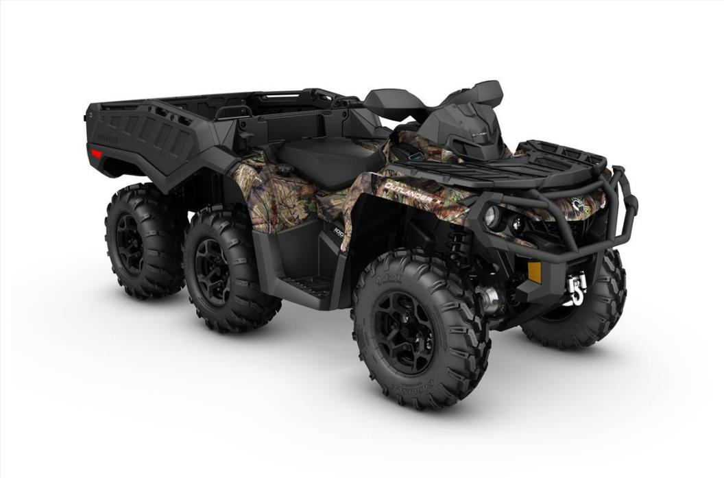 2017 Can-Am OUT 1000 XT 6x6