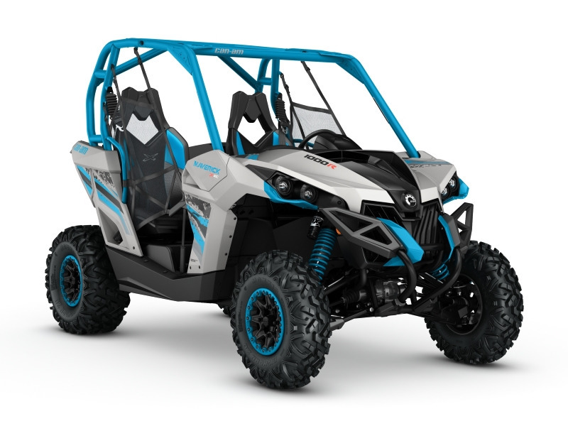 2017 Can-Am Maverick X xc 1000R