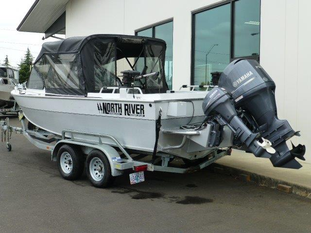 2014 north river seahawk boats for sale for Yamaha eugene or