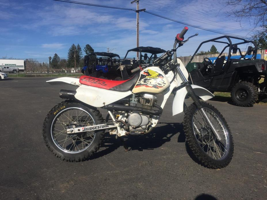 1998 Honda XR100R