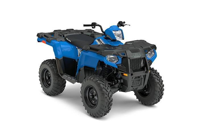 2017 Polaris A17SEA50A5 SPORTSMAN 450 HO