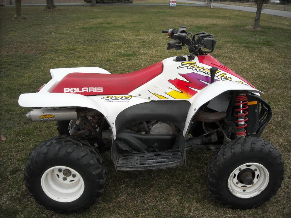 Polaris 400 4x4 Motorcycles For Sale