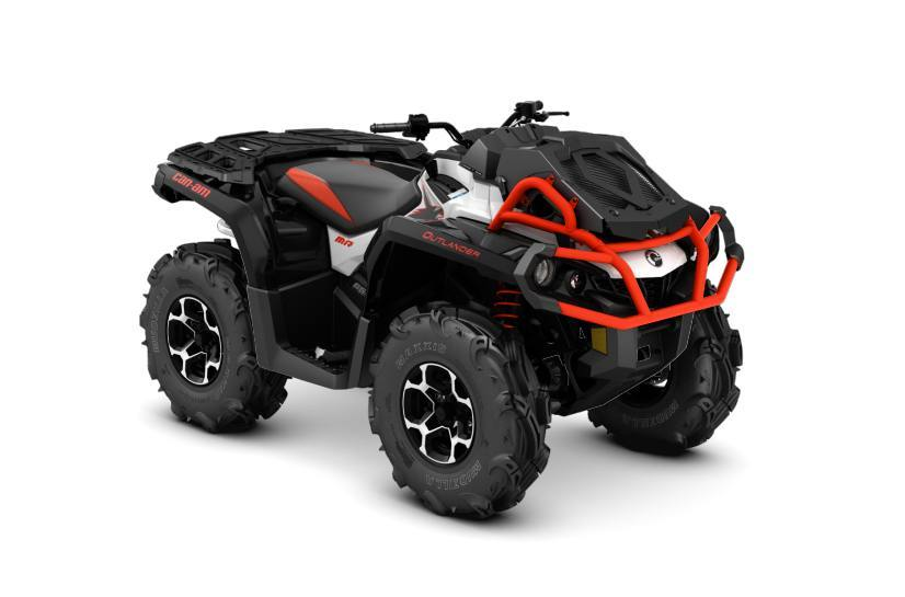 2016 Can-Am OUTLANDER 650 X MR