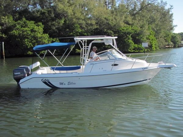 Cobia Cabin Cuddy Boats For Sale
