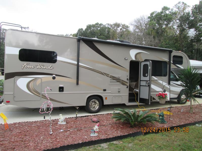 2016 Thor Motor Coach FOUR WINDS 31E