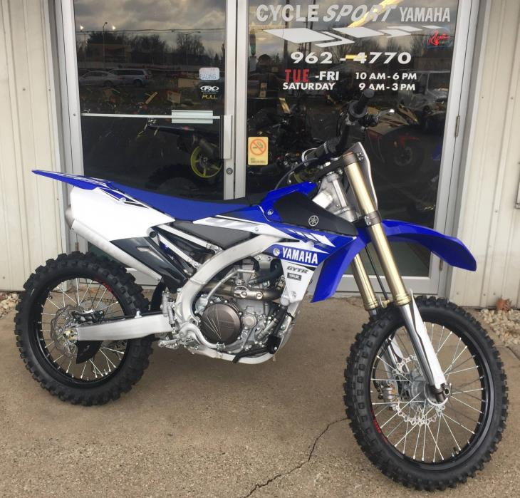 Yamaha yz motorcycles for sale in indiana for Yamaha motorcycle dealers indiana