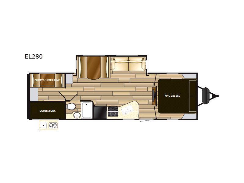 2018 Cruiser Embrace 280