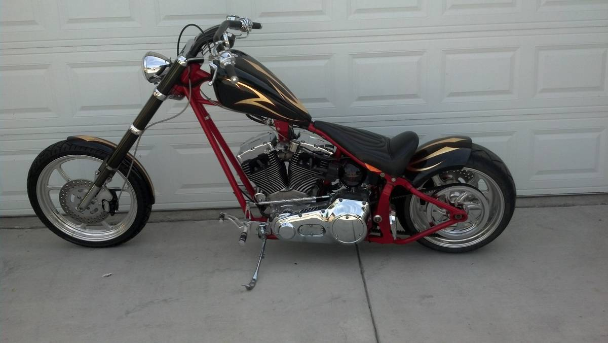 2009 Spcns CHOPPER