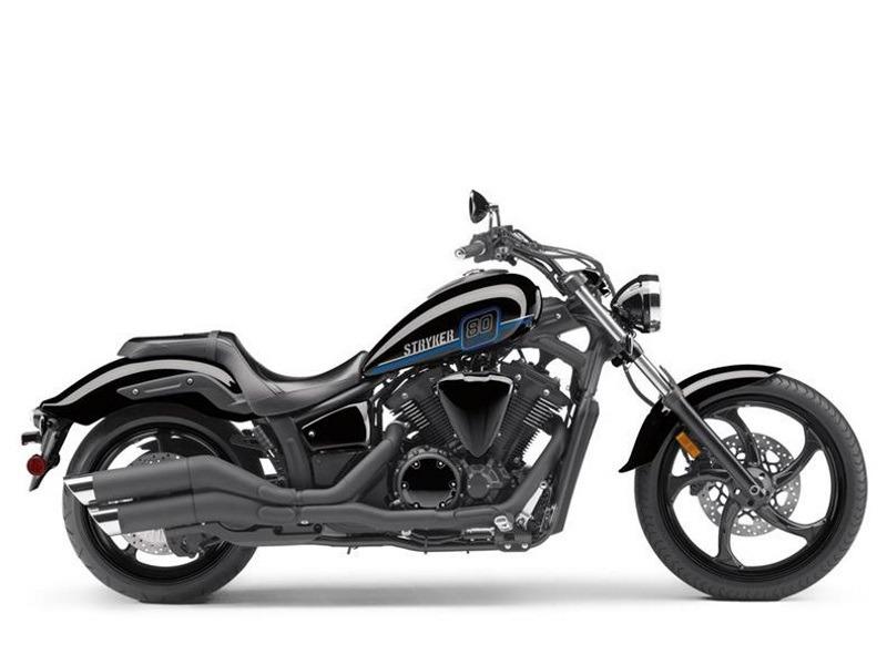 Yamaha stryker motorcycles for sale in arizona for Yamaha dealer az