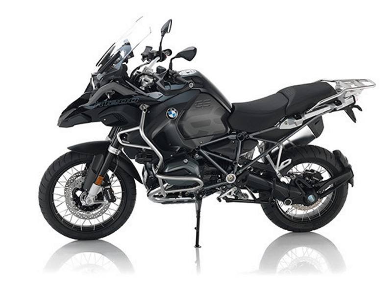 2017 BMW R 1200 GS Adventure Premium Black Storm Metallic