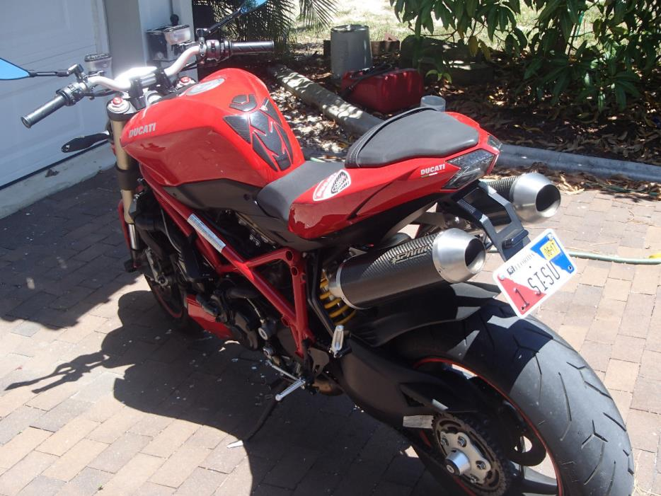 Ducati Streetfighter  For Sale Florida