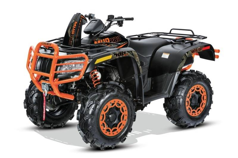 Arctic Cat  Mud Pro For Sale