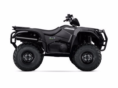2017 Suzuki KINGQUAD 750AXI POWER STEERING SPECIAL EDITION RUGGED
