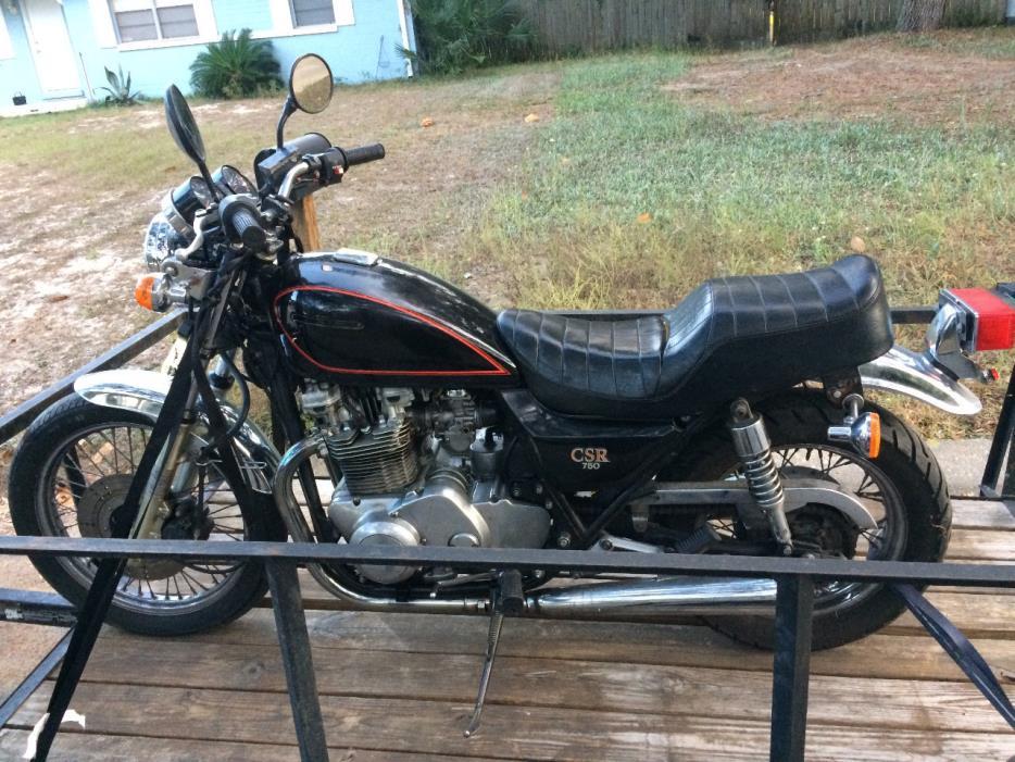1982 Kawasaki CSR