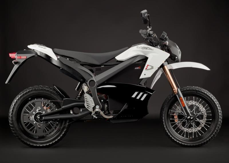2012 Zero Motorcycles DS ZF6