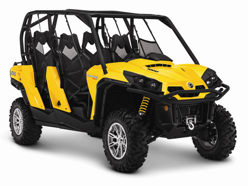 2014 Can-Am Commander MAX XT 1000