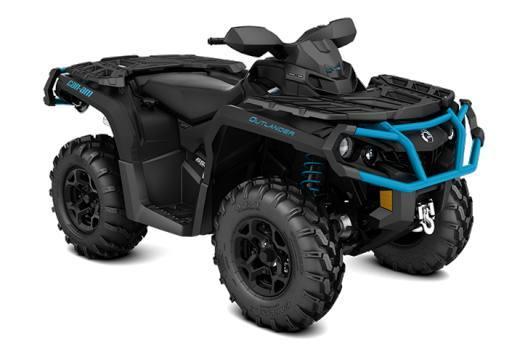2016 Can-Am OUTLANDER XT 650