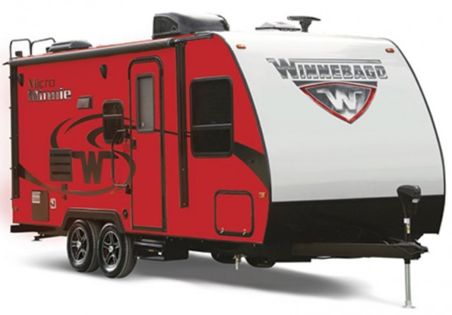 winnebago micro minnie 2106fbs rvs for sale in cleveland wisconsin. Black Bedroom Furniture Sets. Home Design Ideas