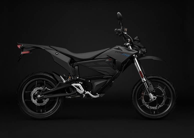 2017 Zero Motorcycles FXS