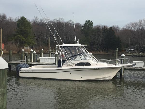 2003 Grady White 282 SAILFISH