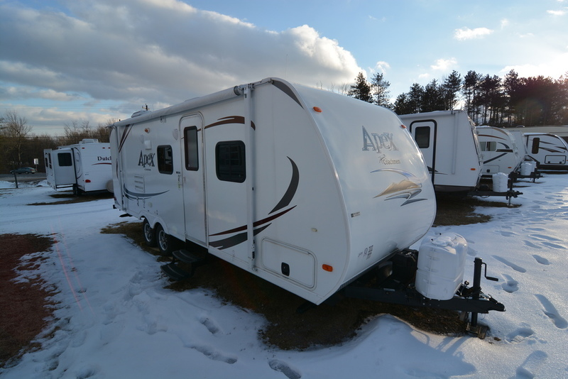 2013 Coachmen Apex 235BHS