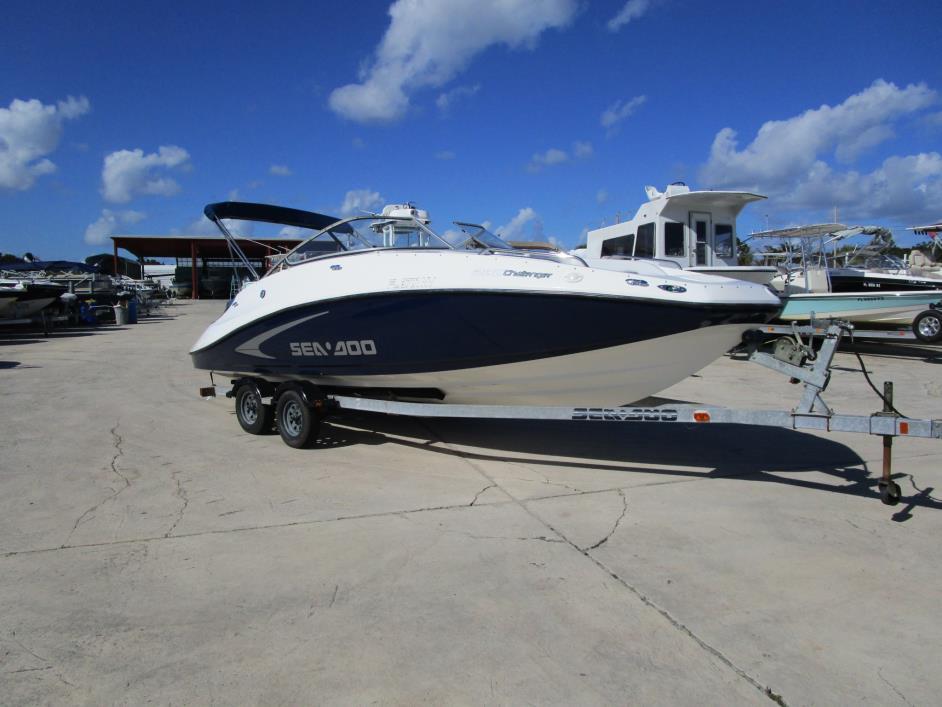 2008 Sea-Doo Sport Boats 23 Challenger