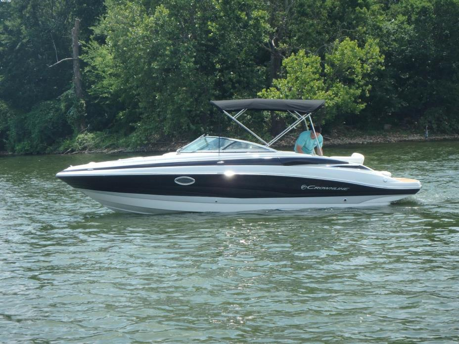 2017 Crownline 275 SS