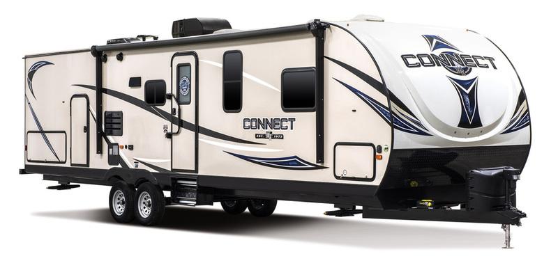 2018 Kz Rv Connect C332BHK