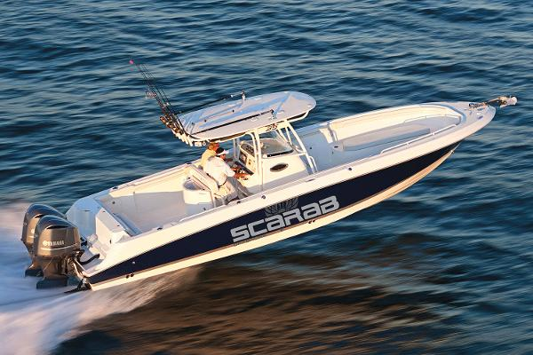 2017 Wellcraft 35 Scarab Offshore Tournament