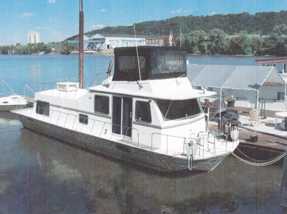 1987 Harbor Master Harbor-Master 470