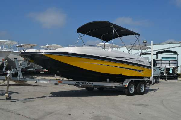 2016 STARCRAFT MARINE Limited 2000 OB Fish