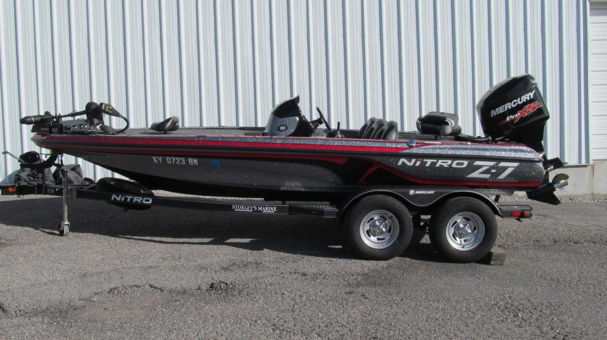 2015 Nitro Z-7