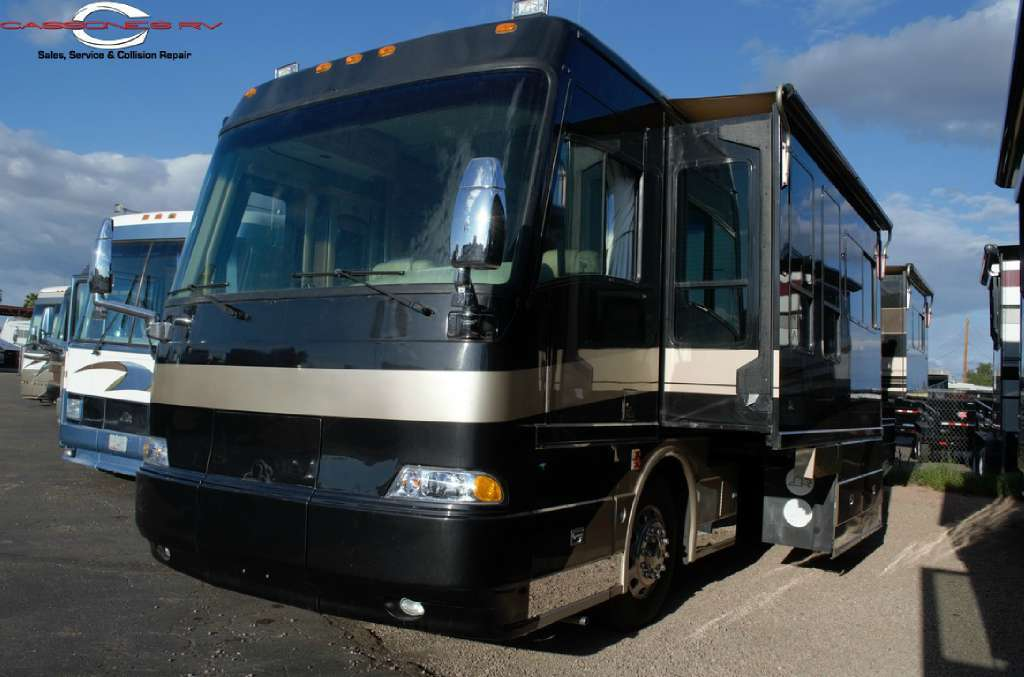 2005 Beaver Motor Coaches Marquis Pearl 40
