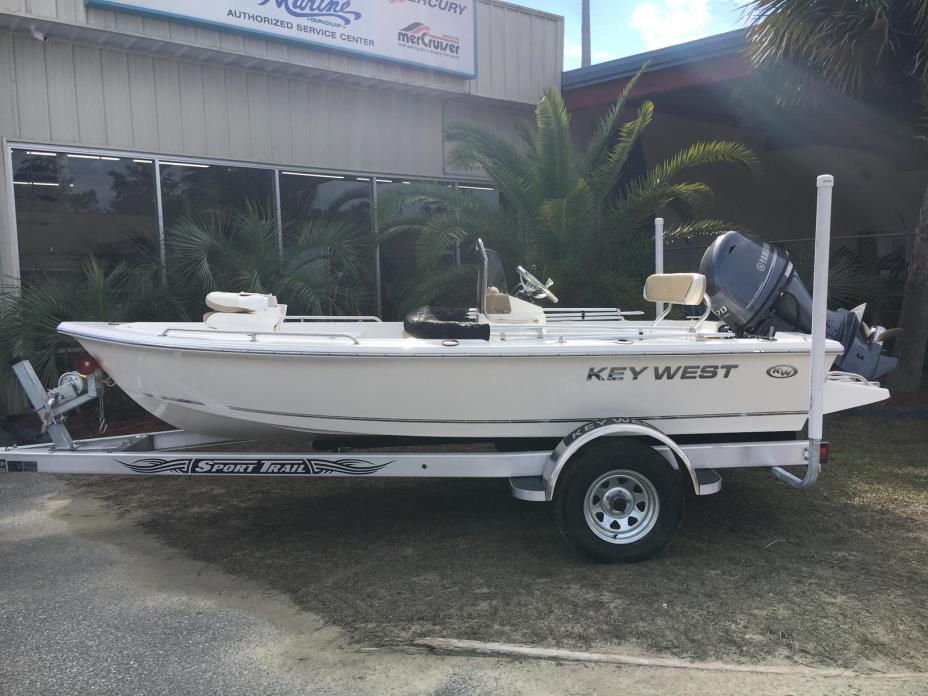 2017 Key West Boats, Inc 1520CC